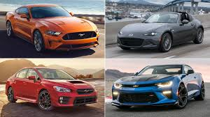 mazda cars 2017 the best cheap sports cars of 2017 the drive