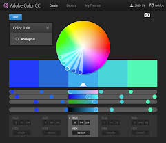 Color Combo Generator How To Choose Colors For An Application Or Website Design For