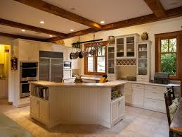 white or brown kitchen cabinets cream cabinets with stained woodwork trying to figure out how to