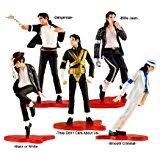 michael cake toppers set of 12 michael jackson cupcake toppers set of 12
