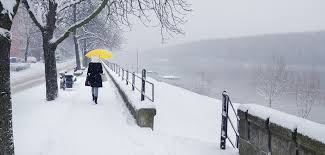 q a winter weather forecasts from our national centers to your