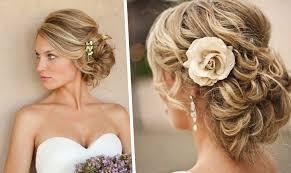 idee coiffure mariage image de coiffure de mariage les tendances mode du automne hiver