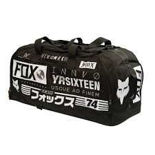 Fox Racing 2016 Podium Union Gear Bag Black Available At Motocross
