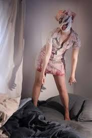 Silent Hill Nurse Halloween Costume Pyramid Head Silent Hill Nurse Costume Silenthill Costume