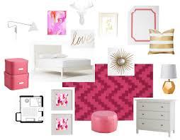 Pink Gold Bedroom Pink Gold Bedroom E Designs