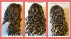 pretty hair styles with wand how to create beautiful curling wand curls youtube