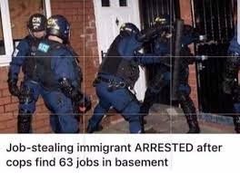 Finding A Job Meme - dopl3r com memes ck ck job stealing immigrant arrested after
