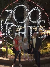 Zoo Lights Houston by Blake And Larissa And The Girls Of Course U2013 A Blog About Our