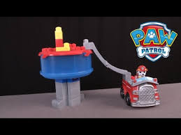 ionix jr paw patrol construct lookout spin master