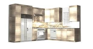 cabinet layout simple kitchen layout