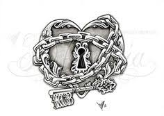 locket on instead of whatever word the