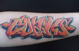 graffiti tattoos picture graffiti tattoo picture 9 tattoo