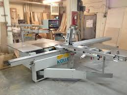 sliding table saw for sale kolle sliding table servo panel saw used machine for sale