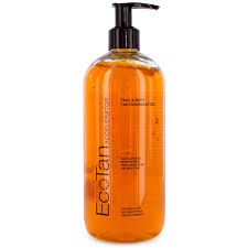 Mediterranean Spray Tan Solution Eco Tan Accelerator Face And Body Tanning Gel 500ml Tanning From