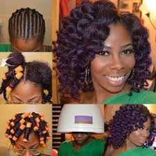 crochet weave hairstyles with bob marley purple marley crochet braids teamcrochetbraids crochetbraidslove