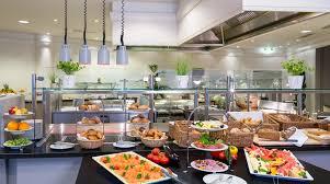 Grand America Breakfast Buffet by Vienna Hotels Hilton Garden Inn Vienna South