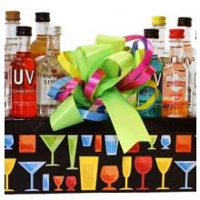 liquor gift baskets gift basket experts mini bar gifts liquor gift baskets wine