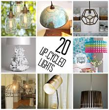 Diy Light Fixtures 20 Diy Light Fixtures C R A F T