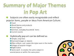 pop art worksheet worksheets