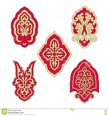 ornaments of china style stock vector image of ancient 73825194