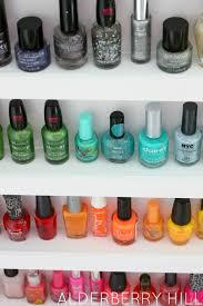 96 best makeup organization images on pinterest nail polish