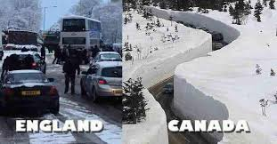 Canada Snow Meme - 25 funny crazy meme pictures meanwhile in canada reckon talk