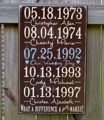 wooden personalized gifts best 25 5th wedding anniversary gift ideas on 5th