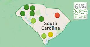 Greenville Sc Zip Code Map by 2018 Best Districts In South Carolina Niche