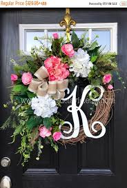 spring wreaths for front door new wreath for front door spring wreath summer door wreath