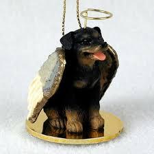 rottweiler ornament figurine statue ebay