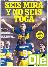 Todas las finales de Boca en la Libertadores