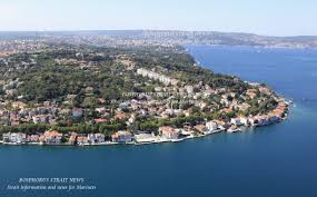 Bosphorus Strait Map Bosphorus Strait News Photo Gallery