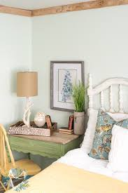 Bedroom Crown Molding Nature Inspired Bedroom Pallet Molding The Weathered Fox