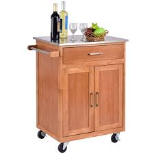 Movable Islands For Kitchen Kitchen Island Cart Ebay