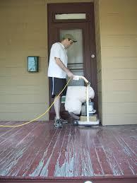 front porch progress the back fence u0026 porch floor paint options