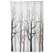 Shower Curtain With Tree Design Nature U0026 Floral Shower Curtains You U0027ll Love Wayfair