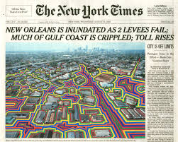 New York Weather Map by Beeler Gallery Fred Tomaselli New York Times