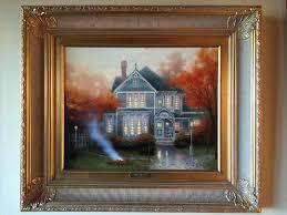 thomas kinkade home interiors home interiors thomas kinkade prints home interior decor
