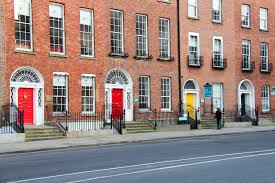 an introduction to georgian architecture in ireland