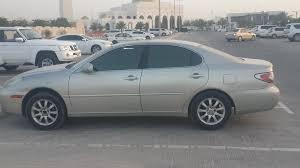 used lexus for sale in dubai used lexus es 4 door 3 5l 2004 car for sale in dubai 720399