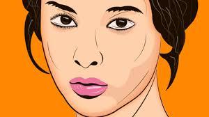 illustrator tutorial vectorize image illustrator tutorial vector fan art youtube