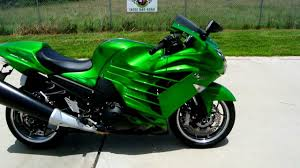 pre owned 2012 kawasaki zx14r ninja golden blazed green overview