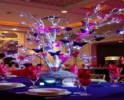 quinceanera centerpiece large centerpiece for dining table flauminc
