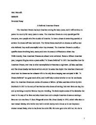 extended essay a dream deferred both jay gatsby from the great