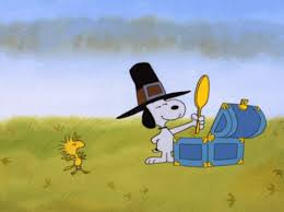 10 ways snoopy won the thanksgiving