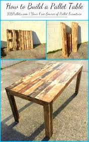 Patio Made Out Of Pallets by Furniture Likable Diy Creative Things Made From Pallets How Make