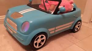 convertible cars for girls my life as convertible doll car review for american dolls and