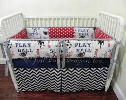 Baby Boy Sports Crib Bedding Sets Mommys Treasures Custom Baby Crib Bedding For Nursery