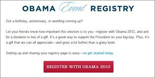 how to register for money for wedding so pathetic it s laughable the common constitutionalist let