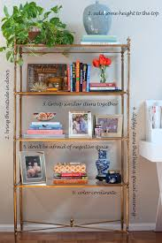 how to style a bookcase how to style a bookshelf house of harper house of harper